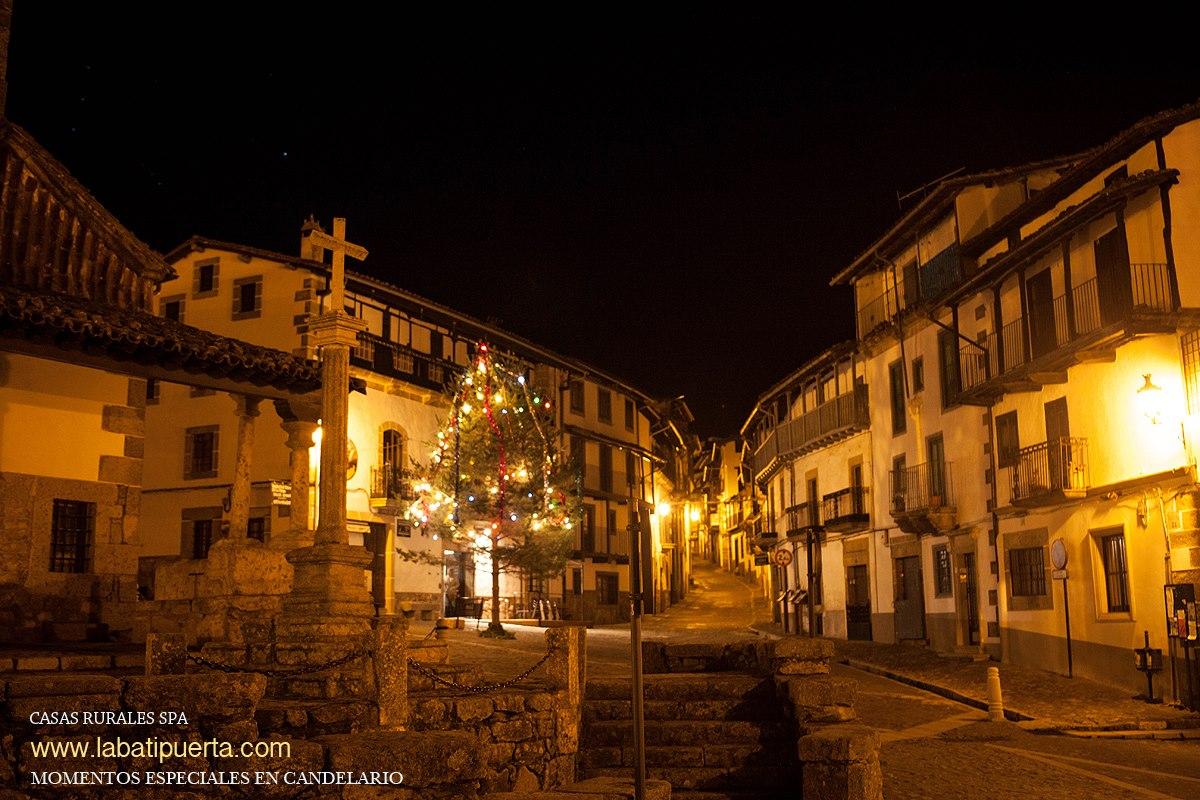 Casas rurales spa la batipuerta de candelario navidades en candelario - Candelario casa rural ...