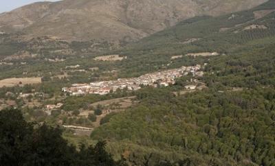 ruta en quad por Béjar y Candelario