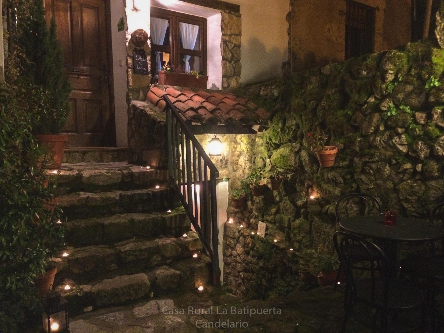 Casas rurales spa la batipuerta de candelario paquete romantico en candelario - Candelario casa rural ...