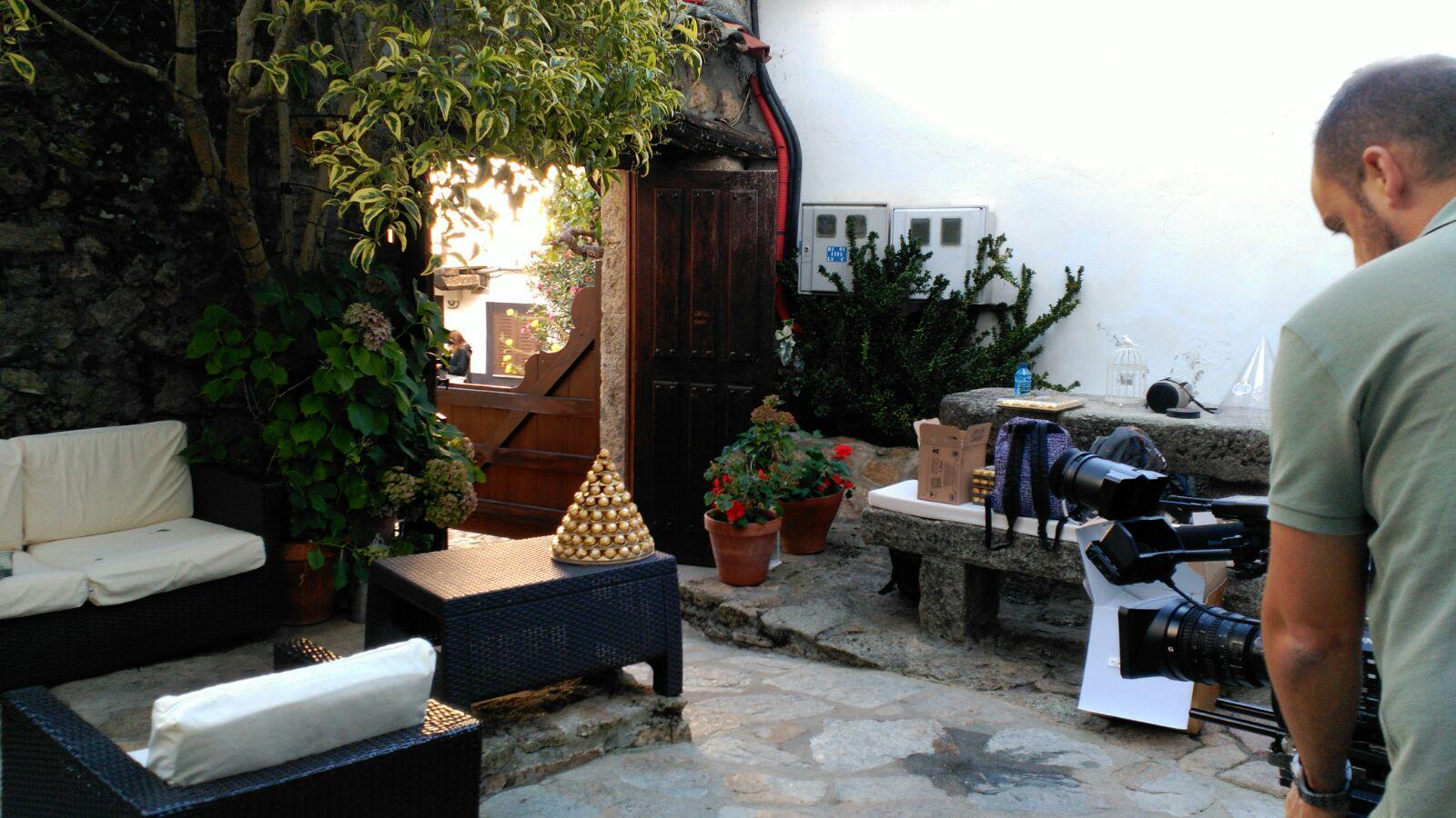 Casas rurales spa la batipuerta de candelario luce tu pueblo - Candelario casa rural ...