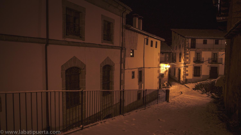 Casas rurales spa la batipuerta de candelario trineos para disfrutar de la nieve por las - Candelario casa rural ...