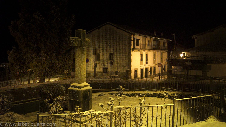 Casas rurales spa la batipuerta de candelario trineos - Casas rurales en la nieve ...