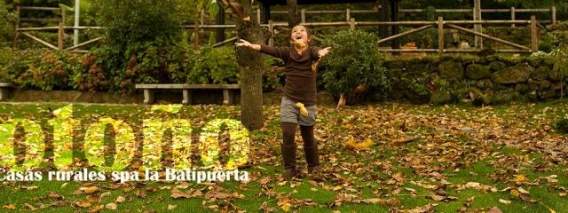 descubre el otoño en Candelario